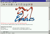 Emacs window